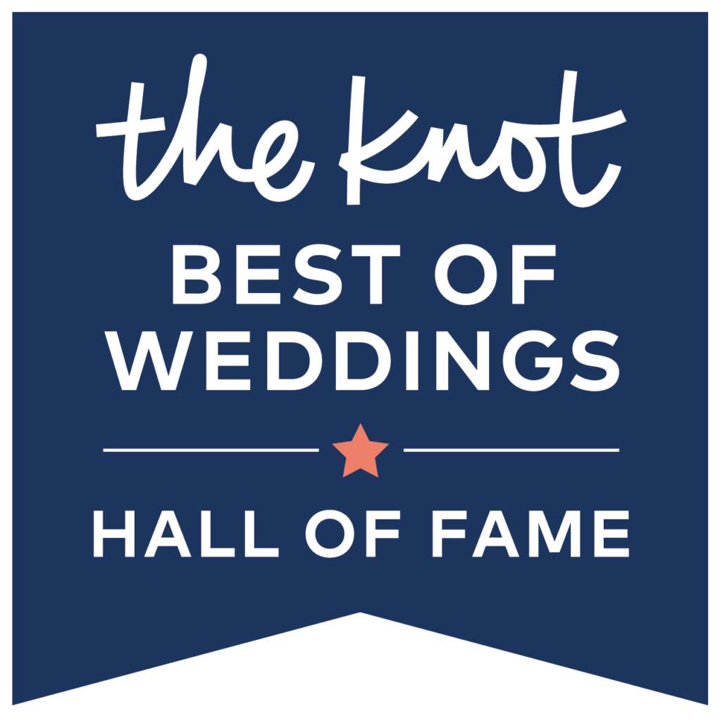 The Knot Best of the Weddings Hall of Fame